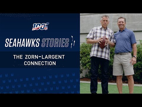 The Zorn-Largent Connection | Seahawks Stories