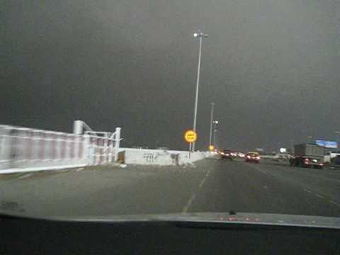 سحابه على شمال جدة 30/12/2010 الساعة 10:30 صباحاً