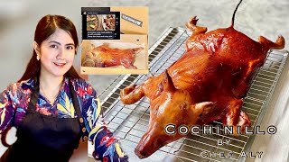 How to cook and make COCHINILLO ala Marvin Agustin | Roast Suckling Pig | Patok pang negosyo!