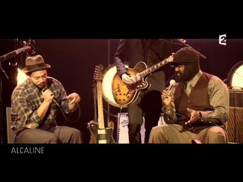 "Alcaline, le Concert : Gregory Porter & Ben L'Oncle Soul - :""Grandma's Hands"""