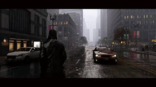 Watch Dogs Graphics 2020 - Project Enhanced - APEX Reshade - Ray tracing Global Illumination