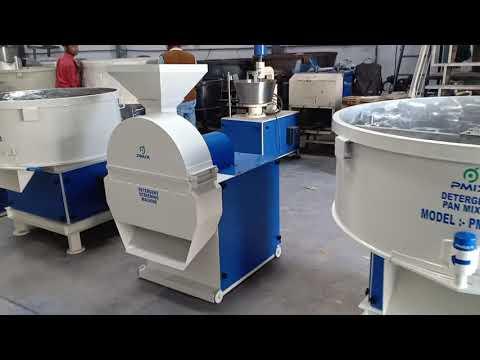 Automatic Detergent Powder Plant