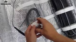 Кабель для теплого пола 4 м. кв  ( Arnold Rak ) - видео 1