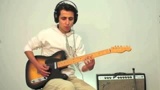 London Grammar   Hey Now (Guitar Cover   Amir Alavi)