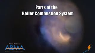 Parts of the Boiler Room   Boiler Combustion and Steam System