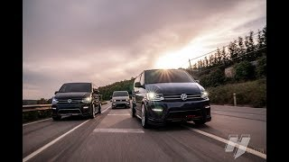 Volkswagen T6 Caravelle Luxury Mobility Business Van Manufacturing Process, Company Introduction