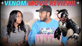"""Another All Over The Place Movie Review of """"Venom""""!! WARNING! SPOILERS INSIDE!!!"""