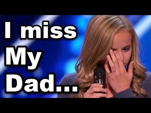 Top 10 *MOST EMOTIONAL and INSPIRING* Moments EVER on AMERICA'S GOT TALENT! (видео)