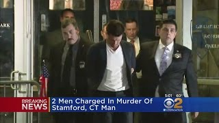 Murder Charges In Stamford Man's Death