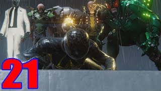 Jumped By All The Bad Guys I Arrested!  - Black Guy Plays: Marvel's Spider-Man Ep.21