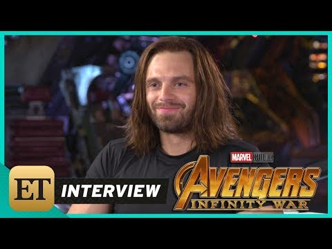 'Avengers: Infinity War': Sebastian Stan (FULL INTERVIEW)