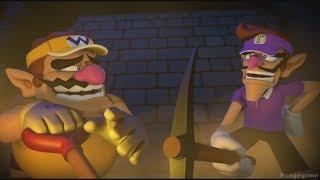 Mario Tennis Aces   NEW Intro Cutscene ( 3.0 Update)
