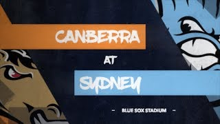 LIVE: Canberra Cavalry @ Sydney Blue Sox, R9/G4