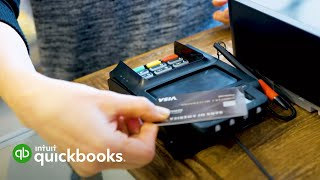 Vídeo de QuickBooks Point of Sale