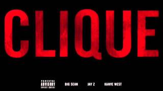 Kanye west Ft Jay-z Big sean - Clique Remix (H.L.K)