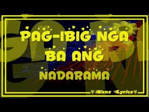 Jed Madela - Ikaw Na Lang Ang Kulang (Lyrics)