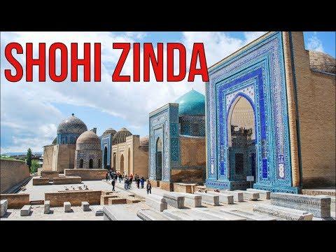 Samarqand: Shohi Zinda maqbarasi haqida qiziqarli ma'lumotlar