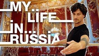 My Life in Russia: Hungarian Choreographer and Dancer Balazs Baranyai