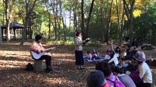 「森との約束」(後半)2015年 10月28日赤城自然園にて
