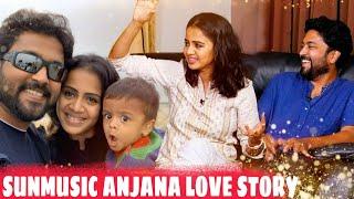 திமிரு புடிச்சவன்னு நினைச்சு அப்படி பண்ணிட்டேன் - VJ Anjana - Chandramouli Love after Marriage