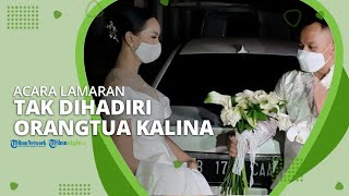 Orangtua Kalina Oktarani Tak Hadiri Acara Lamaran Anaknya dengan Vicky Prasetyo