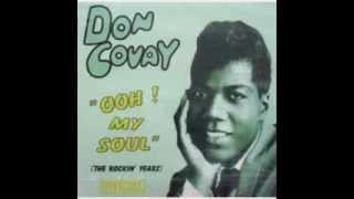 Don Covay and The Goodtimers  - See About Me