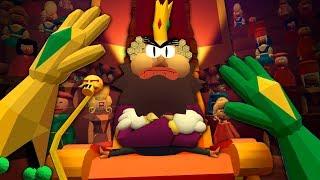 Entertain The King Or DIE - Cartoon Network Journeys (VR)