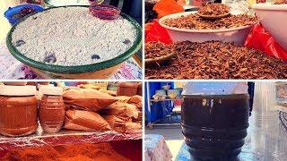 Visitando El Mercado De Tlacolula (OAXACA, MÉXICO)