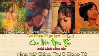 Căn Nhà Màu Tím Hoài Linh   Giáng Thu & Giang Tử   YouTube