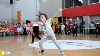 AQUA - Hip Hop Solo Kids / Marija Mitevska - International Macedonia Open 2014