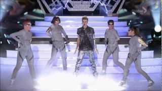 Justin Bieber feat. Big Sean - As Long As You Love Me / Boyfriend (Teen Choice Awards 2012) High Quality Mp3