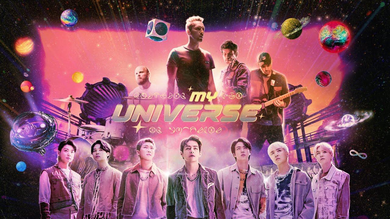 Coldplay x BTS — My Universe