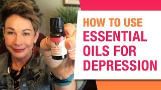 Essential Oils For Depression | How To Use For Natural Healing
