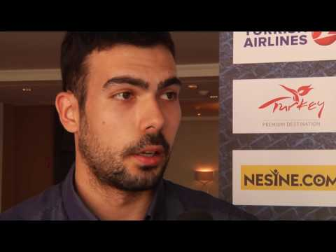 Team Arrival Berlin: Fenerbahce Istanbul