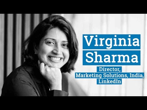 LinkedIn's Virginia Sharma on India plans, focus on content marketing and more