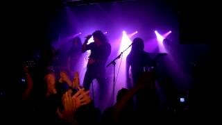 To Die For - Hollow Heart @ Bar Bäkkäri (Green Room), Hellsinki 11.05.2012