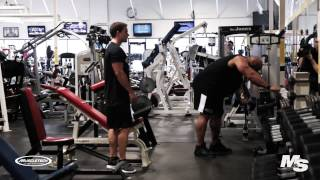 Train With Mr. Olympia Phil Health Competition Winner Video - Episode 3