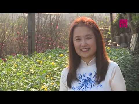 UNFPA Representative's talk-show on VTC10
