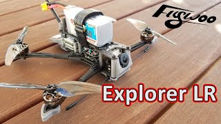 First Flywoo Explorer Cinematic FPV Long Range Flight with Naked GoPro 4K (more coming soon)
