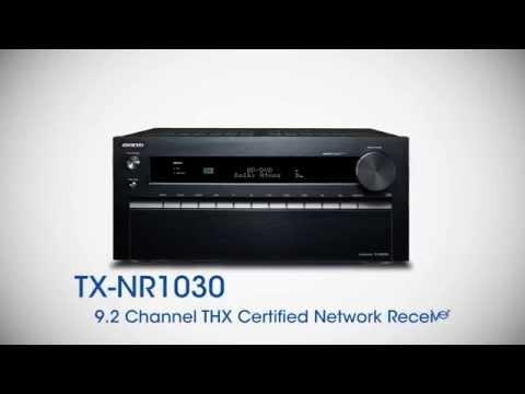 ONKYO - TX-NR1030 Network A/V Receiver image 1
