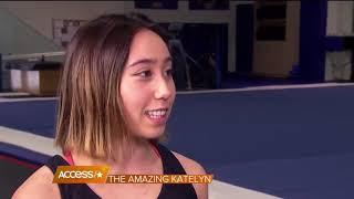 Katelyn Ohashi and Valorie Kondos Field on Access 2-3-19