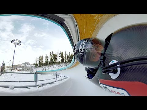 GoPro OverCapture: Bobsled Run POV