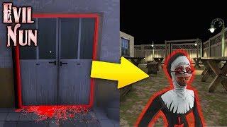 Попал за Новую Секретную Дверь в Монахине БАГ! - Evil Nun 1.2.2   Монахиня