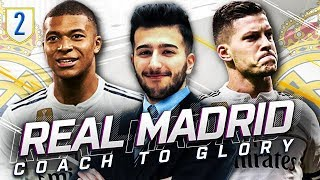 FIFA 19 REAL MADRID CAREER MODE CTG #2 - AMAZING WORLD CHAMPIONS TRANSFER DEALS!!!