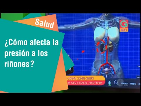 Video sobre la hipertensión