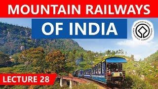 UNESCO World Heritage Site, Mountain Railways Of India, Darjeeling, Nilgiri & Kalka Shimla #28