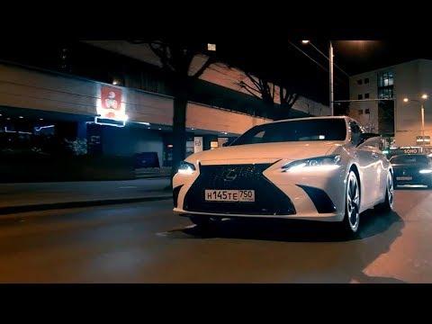 Lexus ES350 / 7 поколение обзор