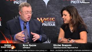 Pro Tour Magic Origins Tournament Center: Organized Play Announcement from Helene Bergeot