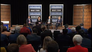 """Never Again"": A Panel at the Newseum in Washington, DC on October 11, 2019"