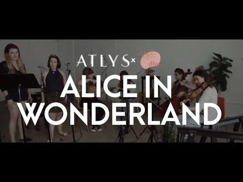 Alice in Wonderland (a jazz standard cover) ATLYS + Das Blümelein Project